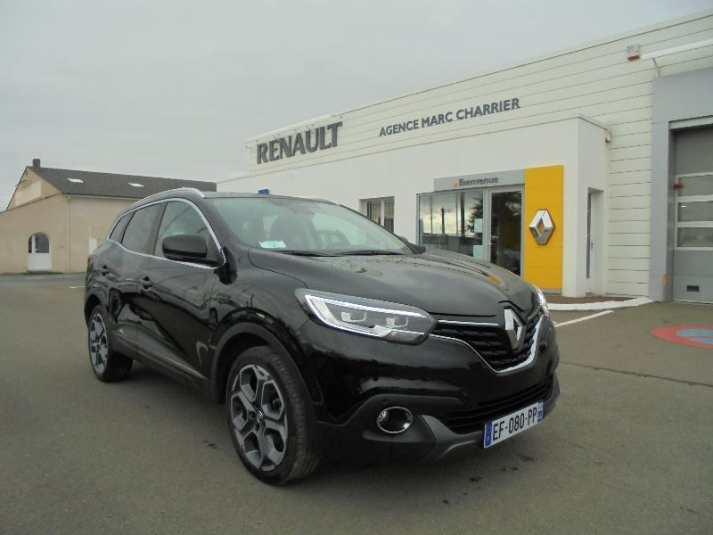 renault kadjar 1 2 tce 130ch energy intens edc d occasion leg garage charrier. Black Bedroom Furniture Sets. Home Design Ideas