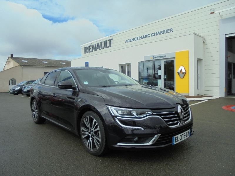 Les voitures d occasion disponibles nantes chez garage charrier - Garage renault occasion paris ...