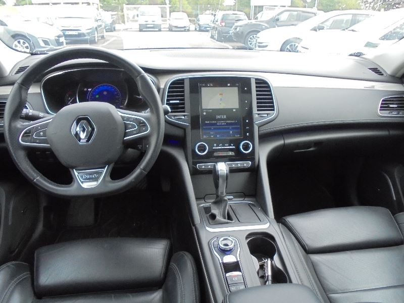 renault talisman 1 6 dci 160ch energy initiale paris edc d occasion leg garage charrier. Black Bedroom Furniture Sets. Home Design Ideas