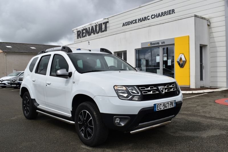 Photo 1 de l'offre de DACIA DUSTER 1.2 TCE 125CH STEEL 4X2 EURO6 à 12990€ chez Garage Charrier