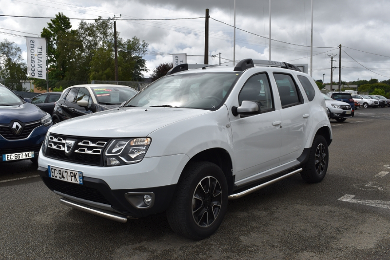 Photo 9 de l'offre de DACIA DUSTER 1.2 TCE 125CH STEEL 4X2 EURO6 à 12990€ chez Garage Charrier