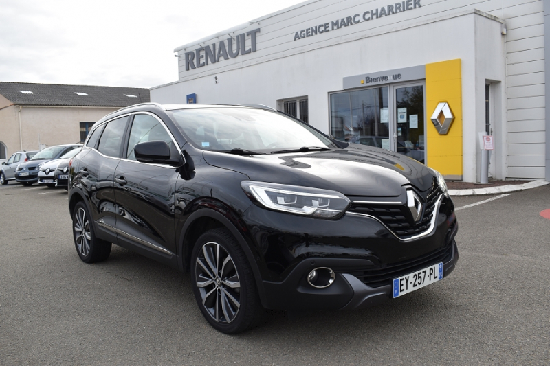 Photo 1 de l'offre de RENAULT KADJAR 1.5 DCI 110CH ENERGY INTENS ECO² à 18990€ chez Garage Charrier
