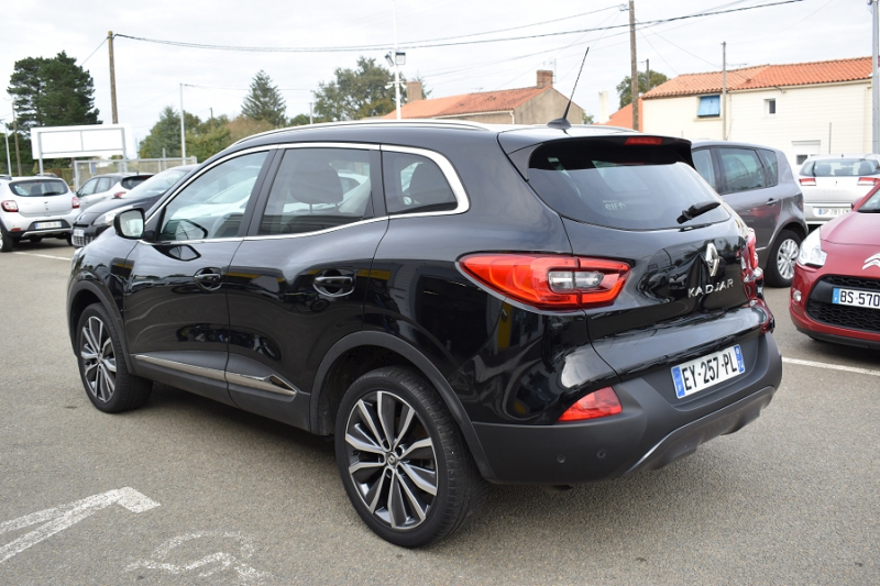 Photo 2 de l'offre de RENAULT KADJAR 1.5 DCI 110CH ENERGY INTENS ECO² à 18990€ chez Garage Charrier