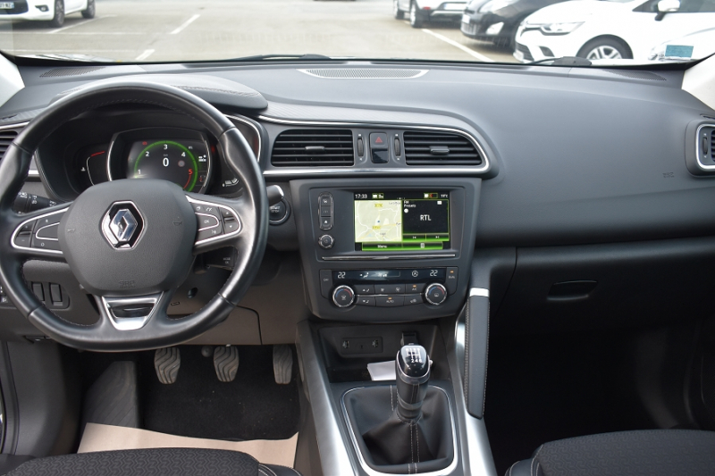 Photo 8 de l'offre de RENAULT KADJAR 1.5 DCI 110CH ENERGY INTENS ECO² à 18990€ chez Garage Charrier