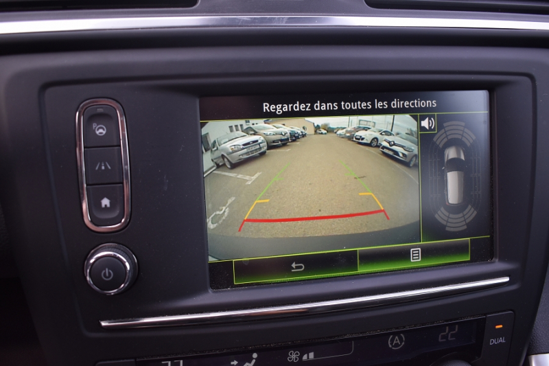 Photo 10 de l'offre de RENAULT KADJAR 1.5 DCI 110CH ENERGY INTENS ECO² à 18990€ chez Garage Charrier