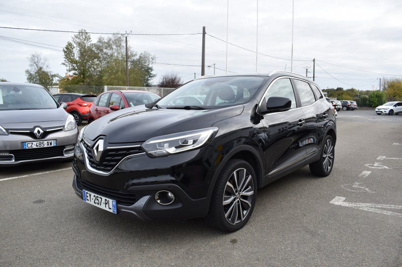 Photo 13 de l'offre de RENAULT KADJAR 1.5 DCI 110CH ENERGY INTENS ECO² à 18990€ chez Garage Charrier