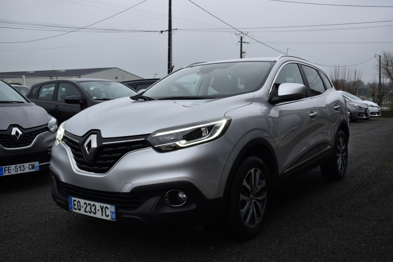 Photo 11 de l'offre de RENAULT KADJAR 1.5 DCI 110CH ENERGY BUSINESS ECO² à 15290€ chez Garage Charrier