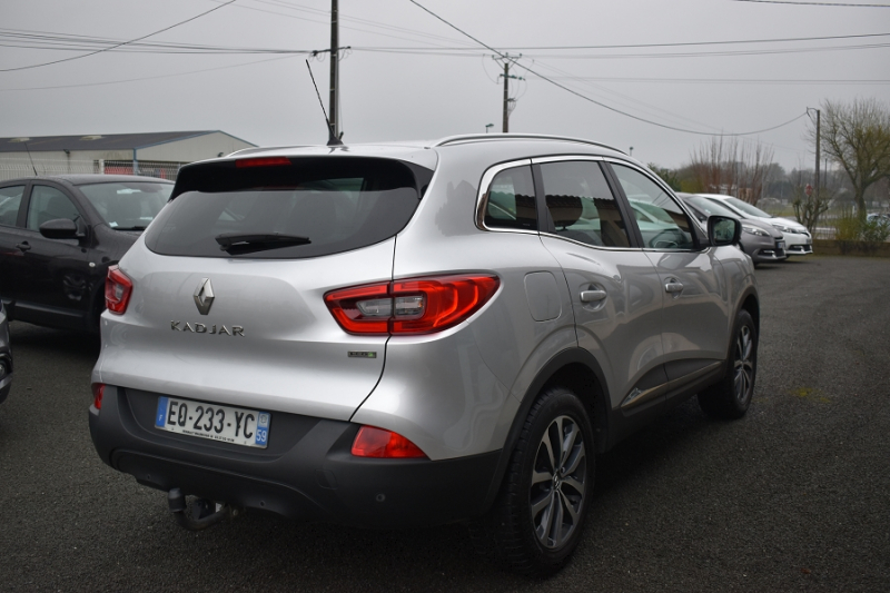 Photo 12 de l'offre de RENAULT KADJAR 1.5 DCI 110CH ENERGY BUSINESS ECO² à 15290€ chez Garage Charrier